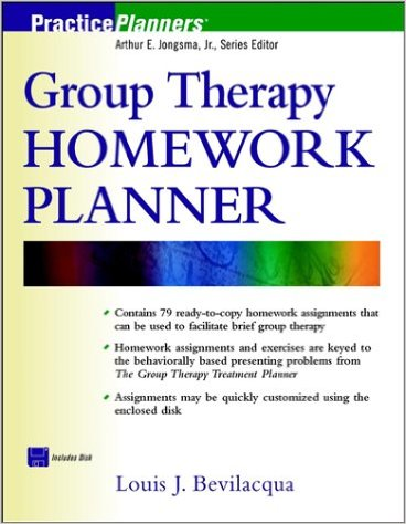 GroupTherapyHomeworkPlanner